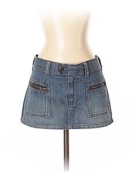 Abercrombie & Fitch Denim Skirt Size 2