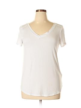 Cable & Gauge Short Sleeve T-Shirt Size XL (Plus)