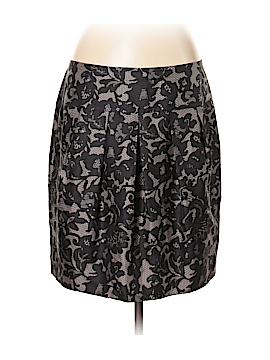Banana Republic Silk Skirt Size 16