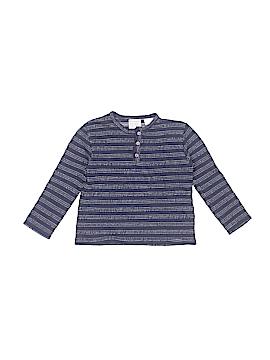 Zara Baby Long Sleeve Henley Size 18-24 mo