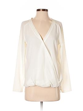 Cooper & Ella Long Sleeve Blouse Size S