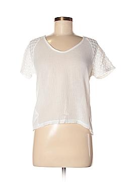 Hi-Line Short Sleeve Top Size S