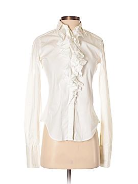 Ralph Lauren Long Sleeve Blouse Size 2