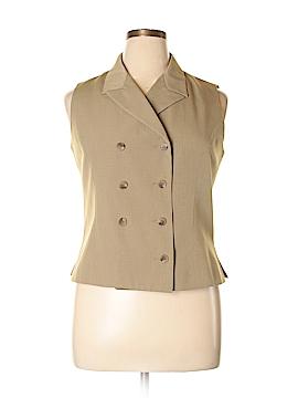 Preston & York Tuxedo Vest Size 14 (Petite)