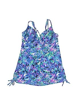 Smart & Sexy Swim Swimsuit Top Size M