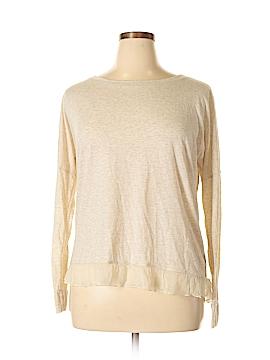 Dylan Long Sleeve Blouse Size XL