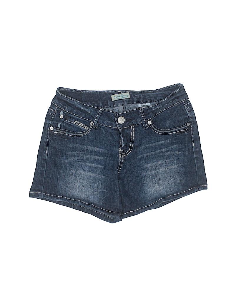 Paris Blues Women Denim Shorts Size 3