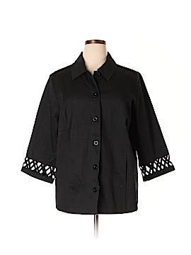 D&Co. Jacket Size 1X (Plus)