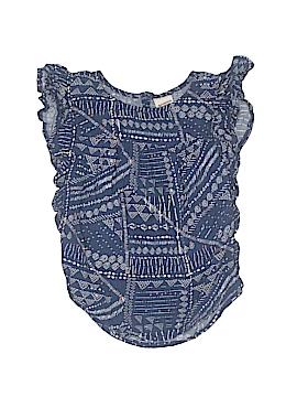 Arizona Jean Company Short Sleeve Blouse Size 2T