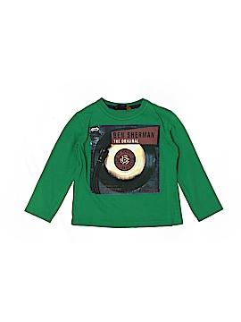 Ben Sherman Long Sleeve T-Shirt Size 5 - 6
