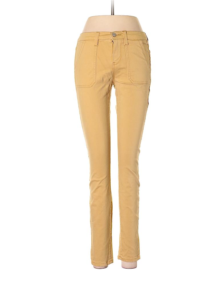 ed02522ce8de1 Mudd Solid Dark Yellow Jeans Size 5 - 79% off | thredUP