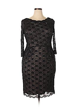 Alex Evenings Casual Dress Size 16