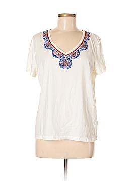 Jones New York Short Sleeve T-Shirt Size XL