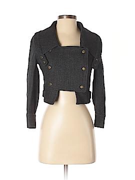 Lux Wool Coat Size XS