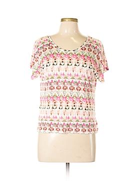 Bethany Mota for Aeropostale Short Sleeve Top Size M