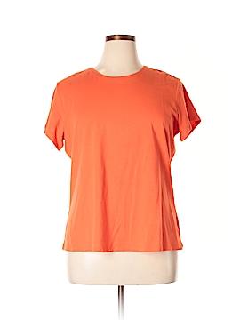 Motto Short Sleeve T-Shirt Size 1X (Plus)