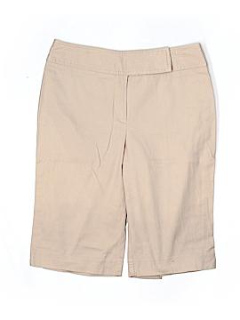 Pantology Khaki Shorts Size 10