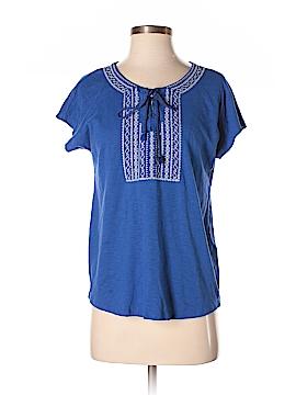 St. John's Bay Short Sleeve Top Size S