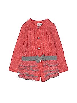 Little Lass Cardigan Size 4T