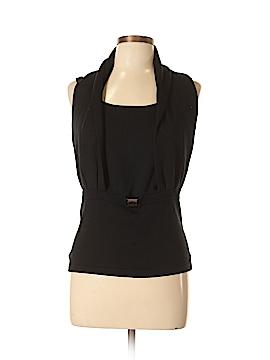 Cyrus Silk Pullover Sweater Size L