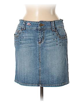 Cache Denim Skirt Size 6