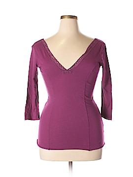 Velvet 3/4 Sleeve Top Size XL