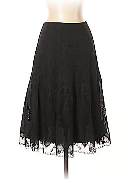 Elie Tahari Silk Skirt Size S