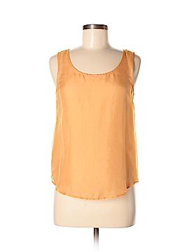 DKNY Sleeveless Silk Top Size 4