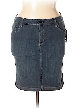 SONOMA life + style Denim Skirt Size 14