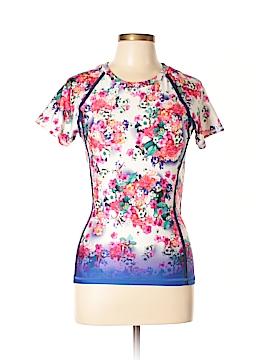 Nanette Lepore Short Sleeve Blouse Size L