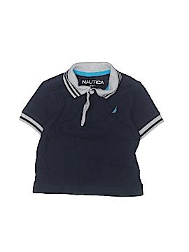 Nautica Short Sleeve Polo Size 24 mo