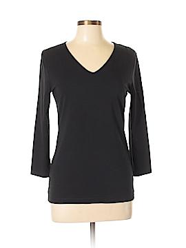 Anne Klein Long Sleeve T-Shirt Size M
