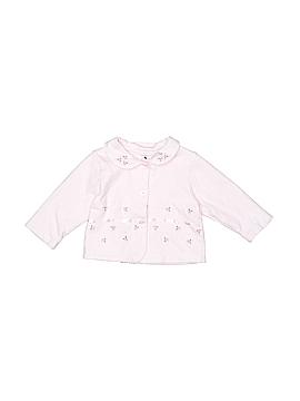 Absorba Long Sleeve Button-Down Shirt Size 9 mo