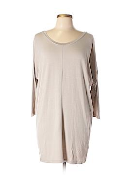 Adrienne Vittadini 3/4 Sleeve Top Size L