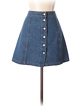 Sans Souci Denim Skirt Size XL