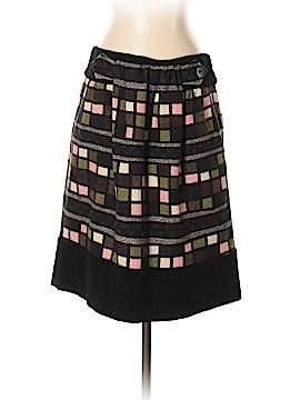 Kenzo Wool Skirt Size 38 (FR)