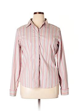 JG HOOK Long Sleeve Button-Down Shirt Size 14