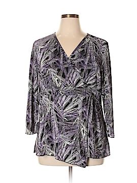 DressBarn 3/4 Sleeve Blouse Size 18 - 20 (Plus)