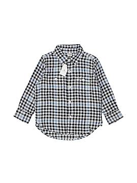 Gap Long Sleeve Button-Down Shirt Size 2