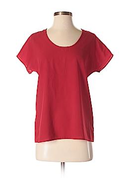 Shrinking Violet Short Sleeve Blouse Size XS