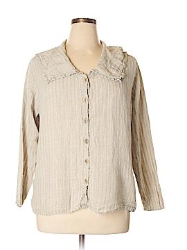 Flax Jacket Size 14 (L)