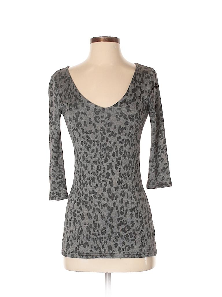 MICHAEL Michael Kors Women Long Sleeve T-Shirt One Size