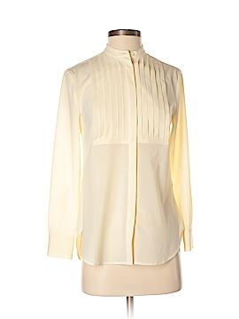 J. Crew Factory Store Long Sleeve Blouse Size XS (Petite)