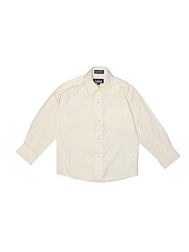Mark Jason Long Sleeve Button-Down Shirt Size 6