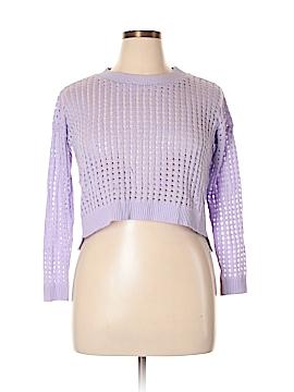 Un Deux Trois Pullover Sweater Size XL