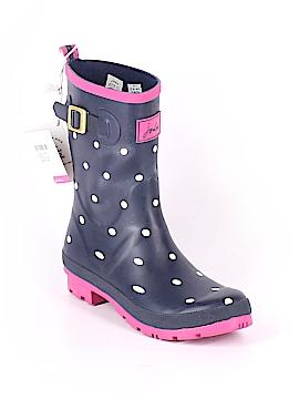 Joules Rain Boots Size 10