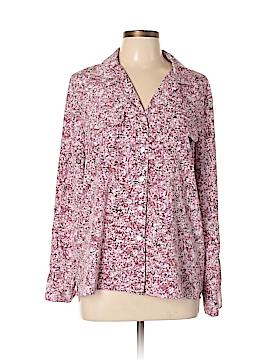 Ellen Tracy Long Sleeve Blouse Size 10