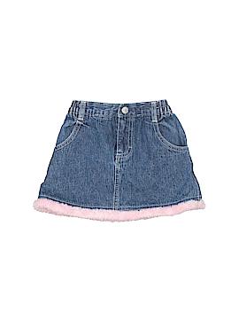 OshKosh B'gosh Denim Skirt Size 12 mo