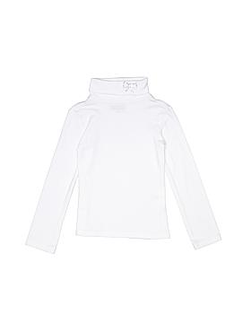Basic Editions Long Sleeve Turtleneck Size 5