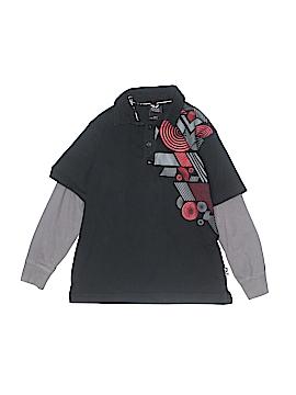 Shaun White Long Sleeve Polo Size S (Kids)